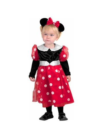 Toddler Deluxe Minnie Mouse Costume