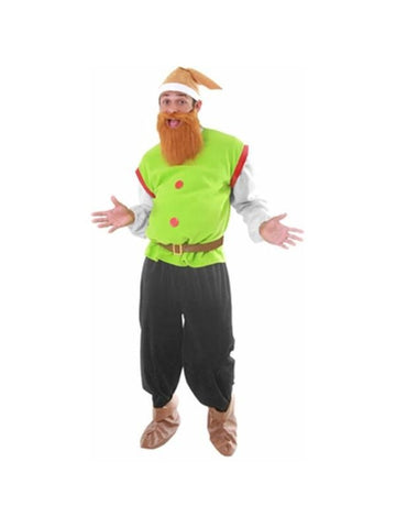 Adult Dwarf Costume