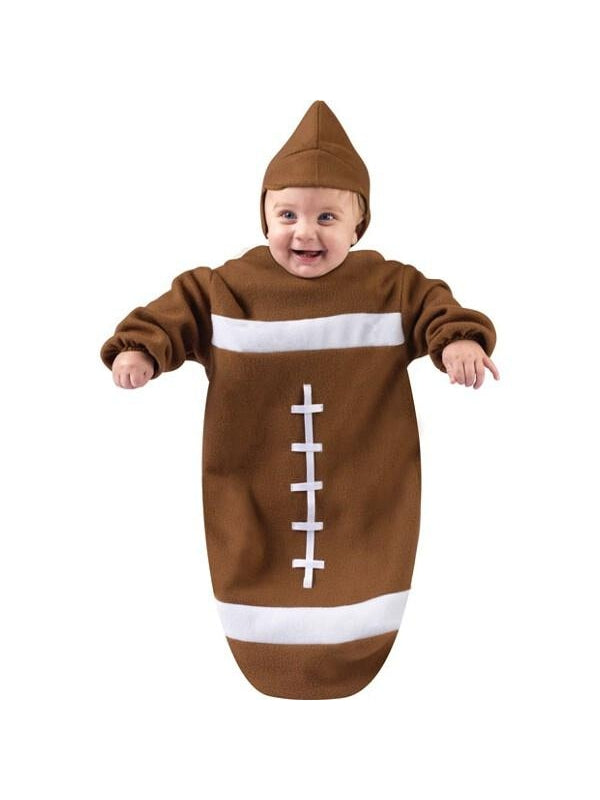 Baby Deflategate Football Costume-COSTUMEISH