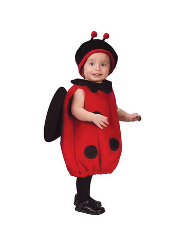 Baby Lady Bug Costume-COSTUMEISH