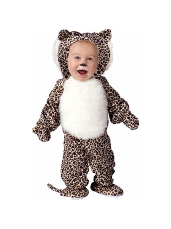 Toddler Little Leopard Costume-COSTUMEISH