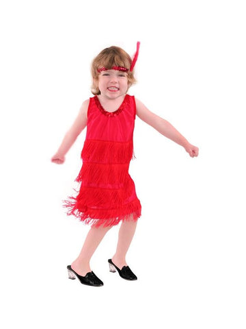 Deluxe Flapper Girl Costume-COSTUMEISH