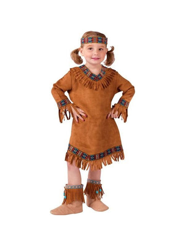 Toddler Native American Indian Costume-COSTUMEISH