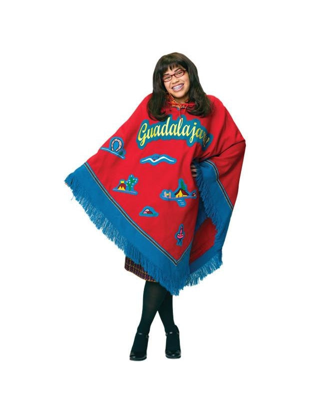 Ugly Betty Poncho Costume-COSTUMEISH