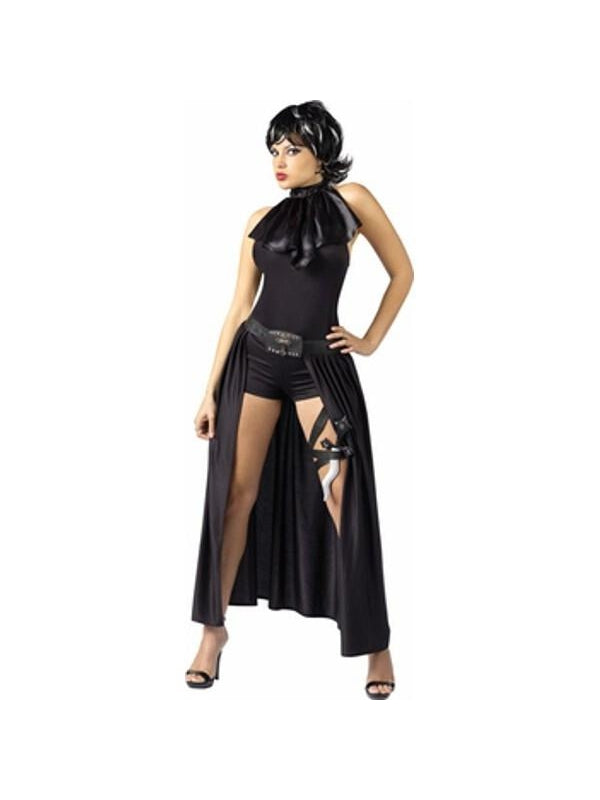 Adult Sexy Vampire Slayer Costume-COSTUMEISH