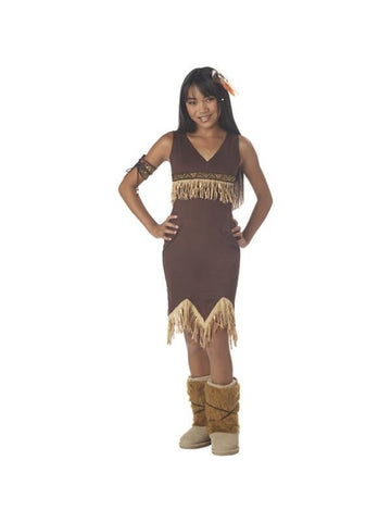 Preteen Indian Princess Costume-COSTUMEISH