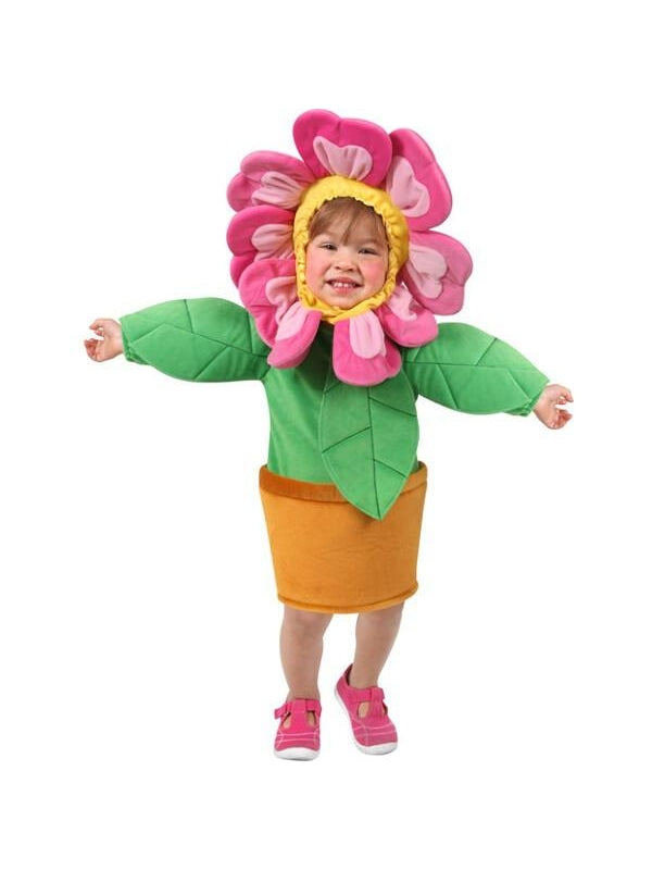 Toddler Flower Pot Costume-COSTUMEISH