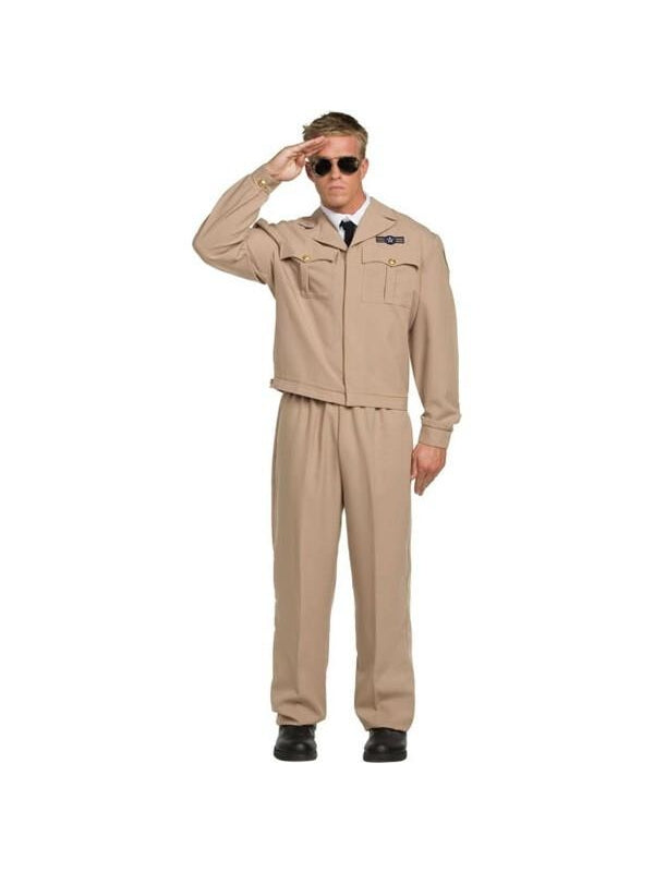 Adult World War II Costume-COSTUMEISH