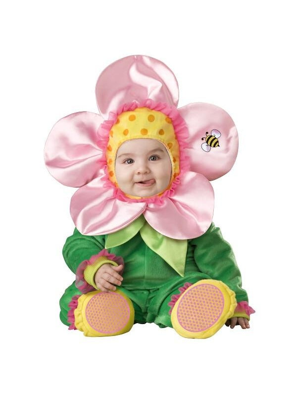 Baby Blossom Flower Costume-COSTUMEISH