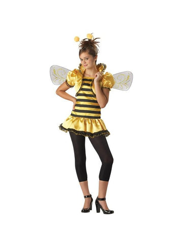 Preteen Honey Bee Costume