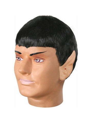 Deluxe Spock Bowl Cut Wig-COSTUMEISH