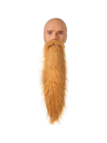 Adult Blonde ZZ Top Beard