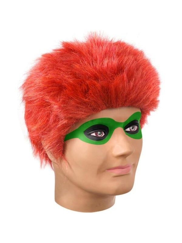 Riddle Man Costume Wig-COSTUMEISH