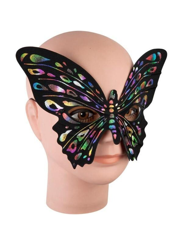 Venetian Butterfly Mask-COSTUMEISH