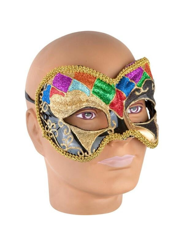 Deluxe Venetian Mask-COSTUMEISH