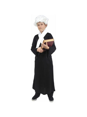 Child's Colonial Lawyer Costume-COSTUMEISH