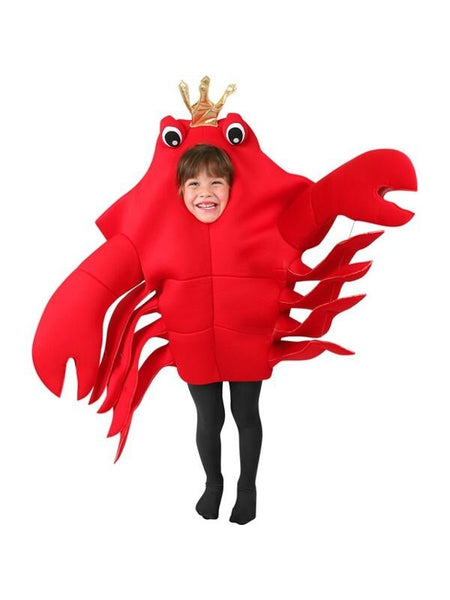 Child King Crab Costume | Costumeish – Cheap Adult Halloween Costumes – Fast Shipping