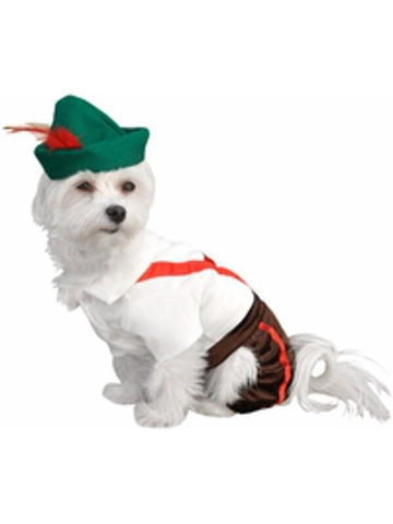 Lederhosen Dog Costume-COSTUMEISH