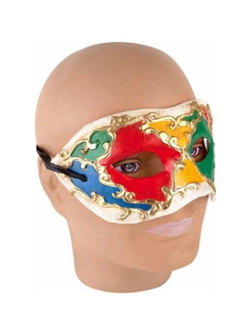 Italian Opera Face Mask-COSTUMEISH