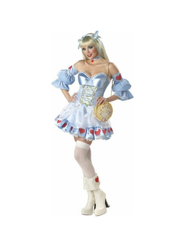 Adult Alice in Wonderland Costume-COSTUMEISH