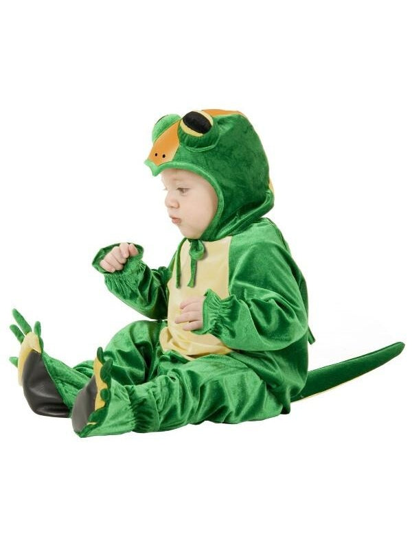 Toddler Little Gecko Costume-COSTUMEISH