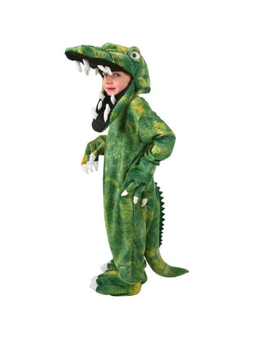 Toddler Crocodile Costume-COSTUMEISH