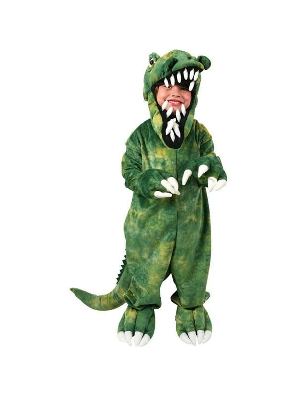 Child Crocodile Costume-COSTUMEISH