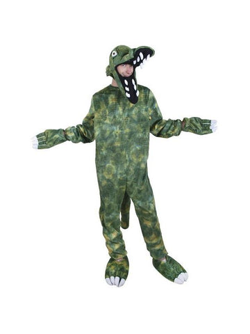 Adult's Crocodile Halloween Costume-COSTUMEISH