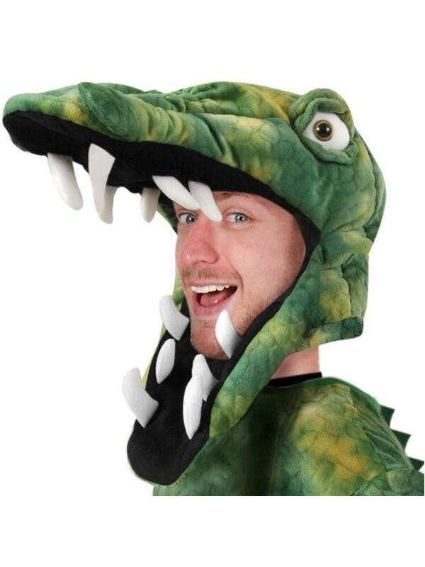 Adult Crocodile Hat-COSTUMEISH