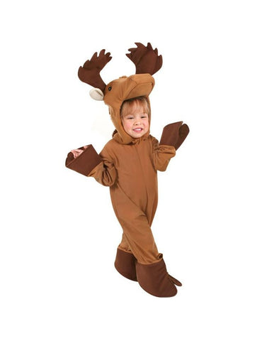 Toddler Moose Costume-COSTUMEISH