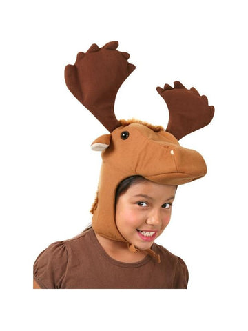 Child Moose Costume Hat-COSTUMEISH