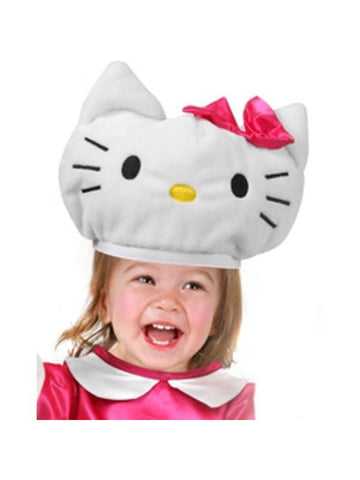 Child Cartoon Kitty Hat