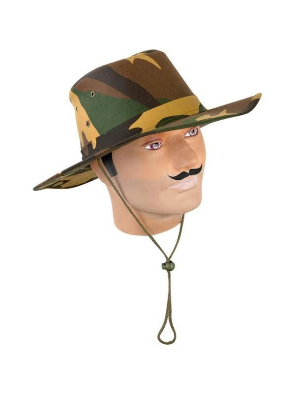 Camouflage Floppy Hat-COSTUMEISH