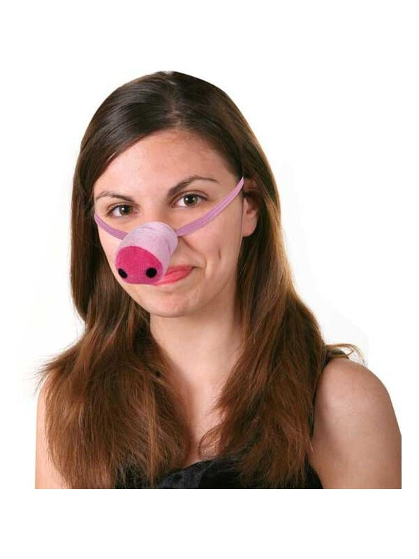 Pig Costume Nose-COSTUMEISH
