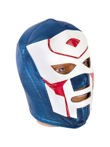 Mexican Wrestling Luchador Mask-COSTUMEISH