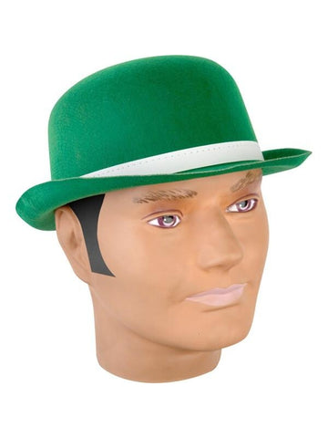 Green Derby Hat-COSTUMEISH