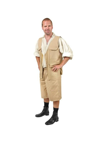 Adult Land of the Lost Explorer Costume-COSTUMEISH