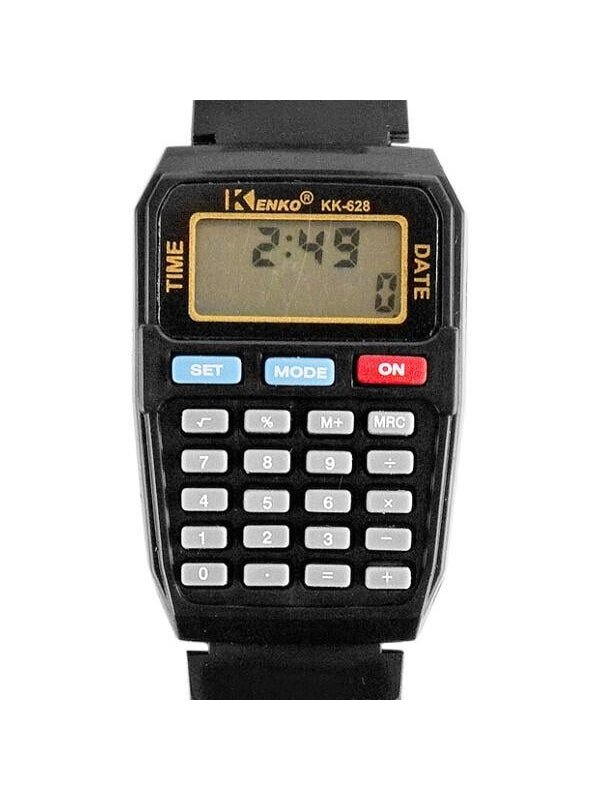 Casio Calculator Watch-COSTUMEISH