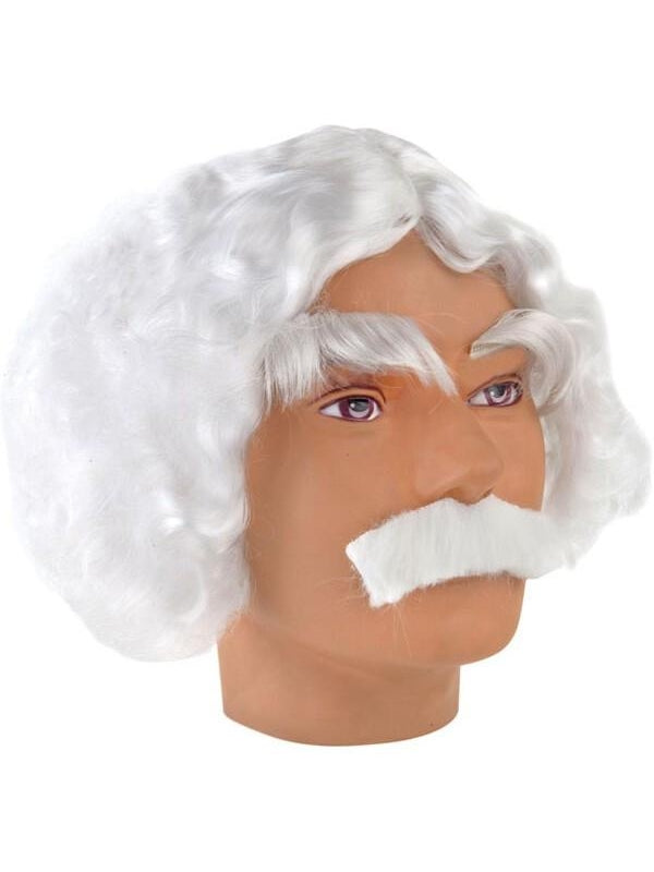 Albert Einstein Costume Wig-COSTUMEISH