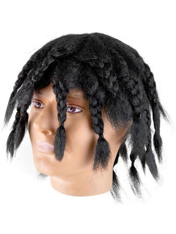 Adult Tarzan Costume Wig-COSTUMEISH