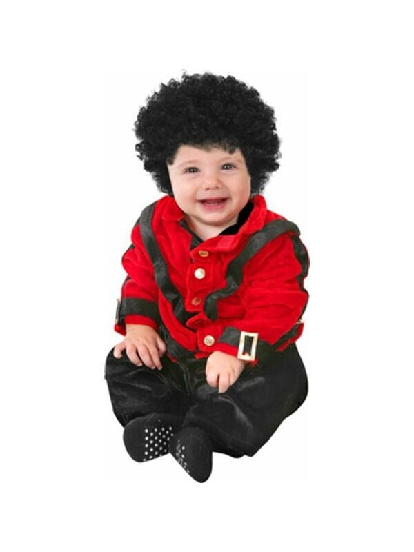 Baby Thriller Pop Star Costume-COSTUMEISH
