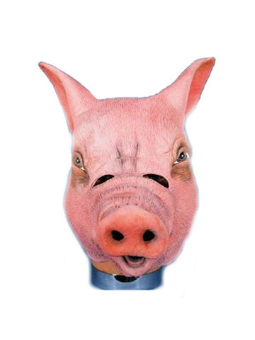 Latex Pig Mask-COSTUMEISH