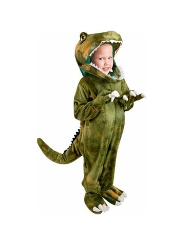Child T-Rex Dinosaur Costume
