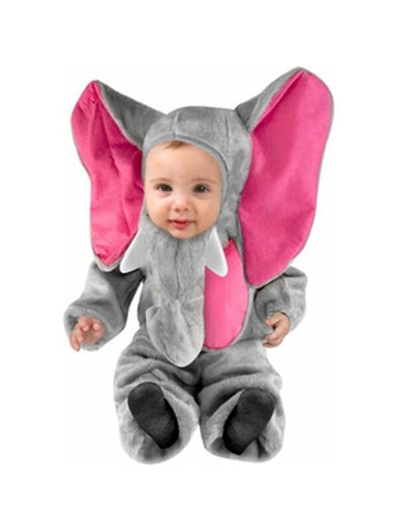 Baby Grey Elephant Costume