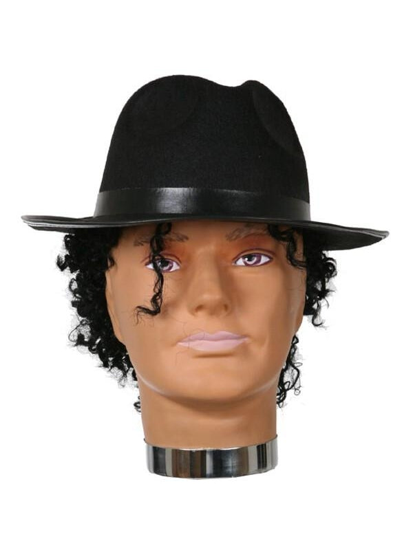 Adult Blues Brothers Fedora Hat c616a811ee3