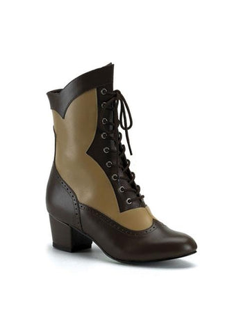 Women's Steampunk Boots-COSTUMEISH