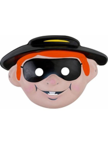 McDonald's Hamburglar PVC Mask-COSTUMEISH