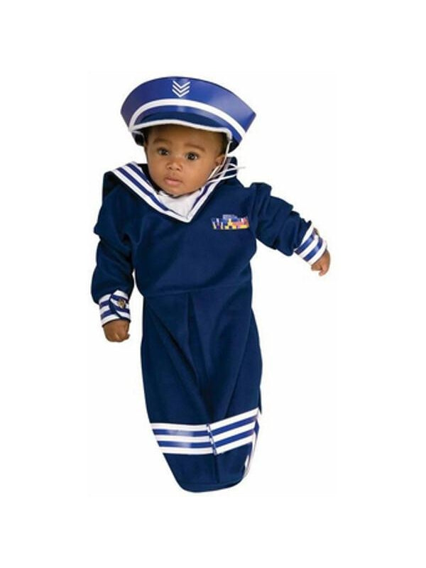 Baby Sailor Bunting Costume-COSTUMEISH