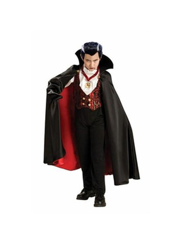 Child's Transylvanian Vampire Costume-COSTUMEISH