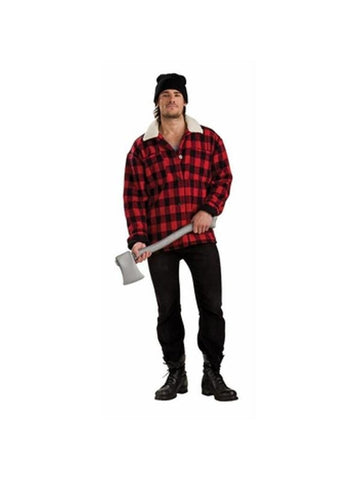 Adult Lumber Jack Costume